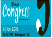 2014 British Small Animal Veterinary Association Congress