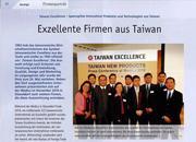 Exzellente Firmen aus Taiwan